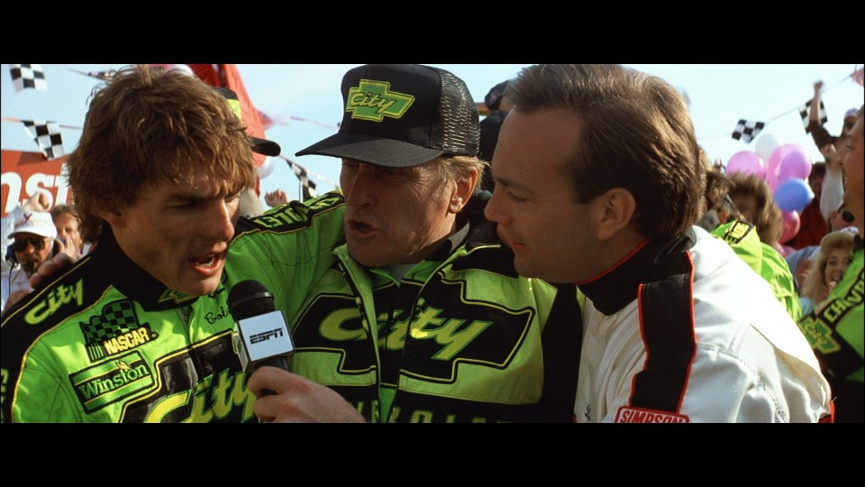 Check out the details page for Days of Thunder