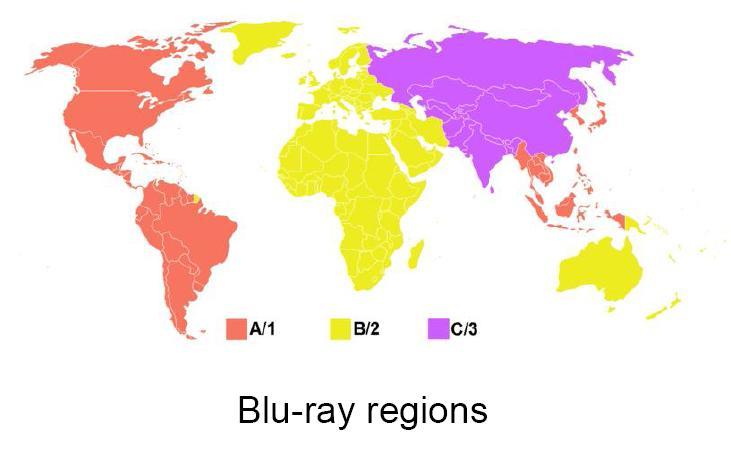 Make lg bp120 blu-ray region free : Dragon ball gt