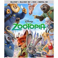 Zootopia3D