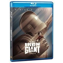 Iron Giant Blu-ray