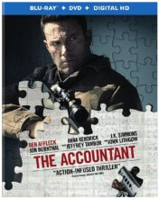 Accountant Blu-ray