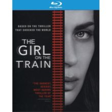 Girl on the Train Blu-ray