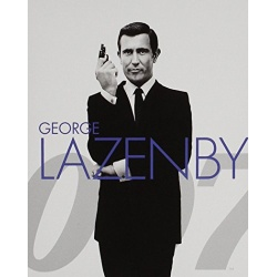 007: George Lazenby Blu-ray Cover