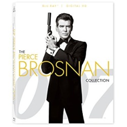 007: The Pierce Brosnan Collection Blu-ray Cover