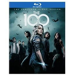 100: The Complete 1st Season Blu-ray Cover