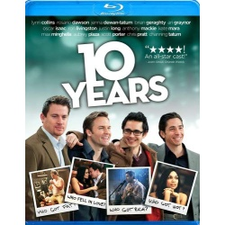 10 Years Blu-ray Cover