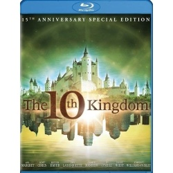 10th Kingdom Blu-ray Cover