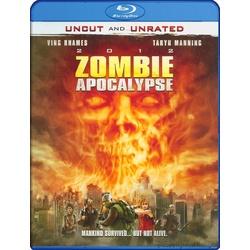 2012 Zombie Apocalypse Blu-ray Cover