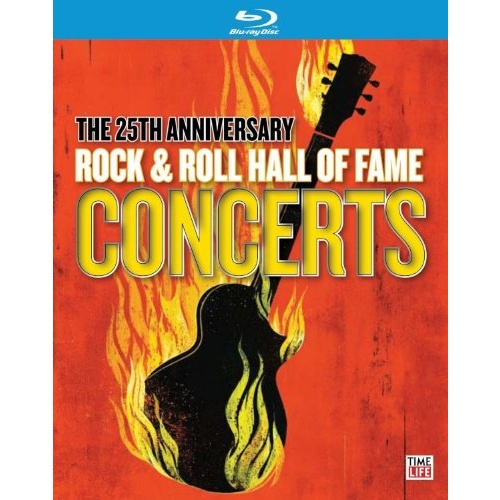 the 25th anniversary rock roll hall of fame concerts blu ray disc title details 610583406290. Black Bedroom Furniture Sets. Home Design Ideas