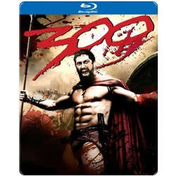 300 (Steelbook) Blu-ray Cover