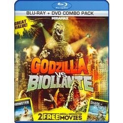 3 Mega Monster Movies Blu-ray Cover