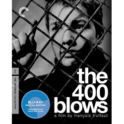 400 Blows Blu-ray Cover