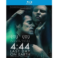 4:44 Last Day on Earth Blu-ray Cover