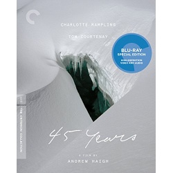 45 Years Blu-ray Cover