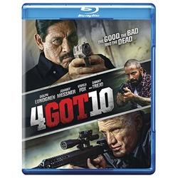 4Got10 Blu-ray Cover