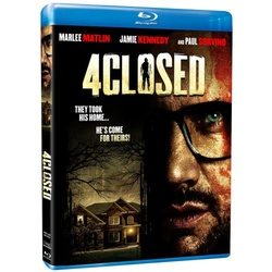 4closed Blu-ray Cover