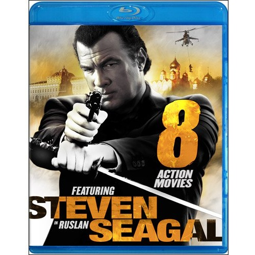 8 Action Movies Collection Blu-ray Disc Title Details ...
