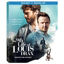 9th Life of Louis Drax Blu-ray Cover