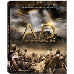 A.D. The Bible Continues Blu-ray Cover