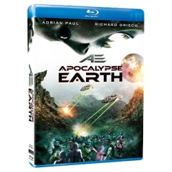 AE: Apocalypse Earth Blu-ray Cover