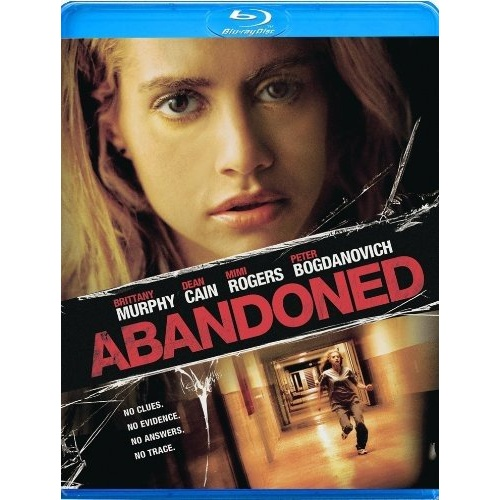 Abandoned Blu-ray Disc Title Details