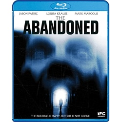Abandoned Blu-ray Cover