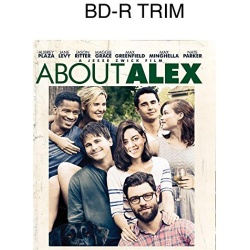 About Alex Blu-ray Cover