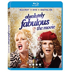 Absolutely Fabulous Movie Blu-ray