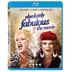 Absolutely Fabulous Movie Blu-ray