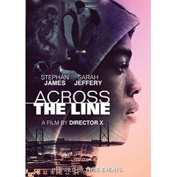 Across the Line Blu-ray Cover