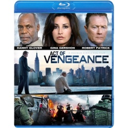Act of Vengeance Blu-ray Cover