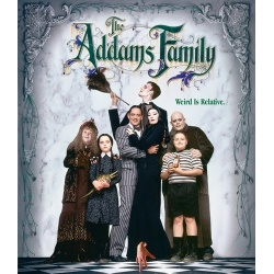 Addams Family Blu-ray Cover