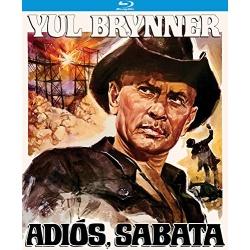 Adios, Sabata Blu-ray Cover