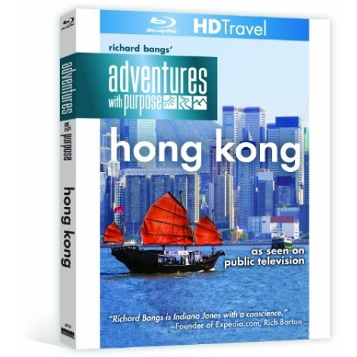 Adventures with Purpose: Hong Kong Blu-ray Disc Title Details - 781735605165 - Blu-rayStats.com