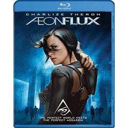 Aeon Flux Blu-ray Cover