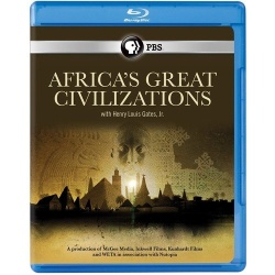 Africa's Great Civilizations Blu-ray Cover