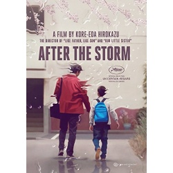 After the Storm Blu-ray Cover