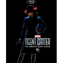 Agent Carter: The Complete 1st Season Blu-ray Cover