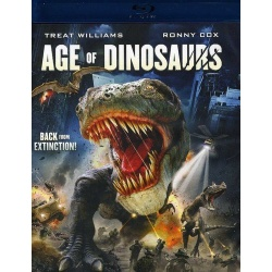 Age of Dinosaurs Blu-ray Cover