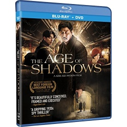 Age of Shadows Blu-ray Cover