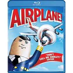 Airplane! Blu-ray Cover