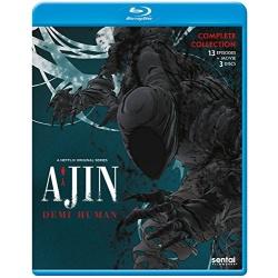 Ajin Blu-ray Cover