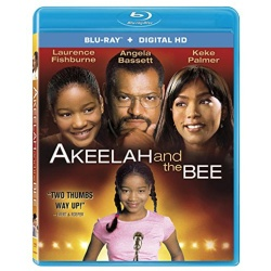 Akeelah and the Bee Blu-ray Cover