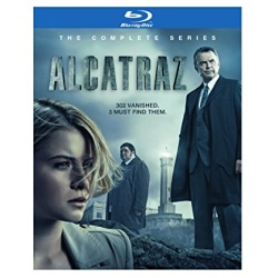 Alcatraz: The Complete Series Blu-ray Cover
