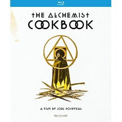 Alchemist Cookbook Blu-ray Cover