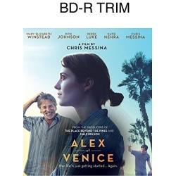 Alex of Venice Blu-ray Cover