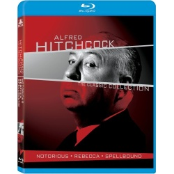 Alfred Hitchcock: The Classic Collection Blu-ray Cover