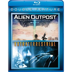 Alien Outpost / Extraterrestrial Blu-ray Cover