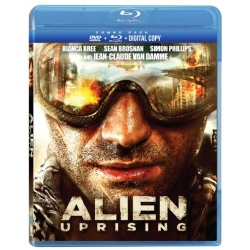 Alien Uprising Blu-ray Cover