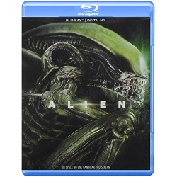Alien Blu-ray Cover